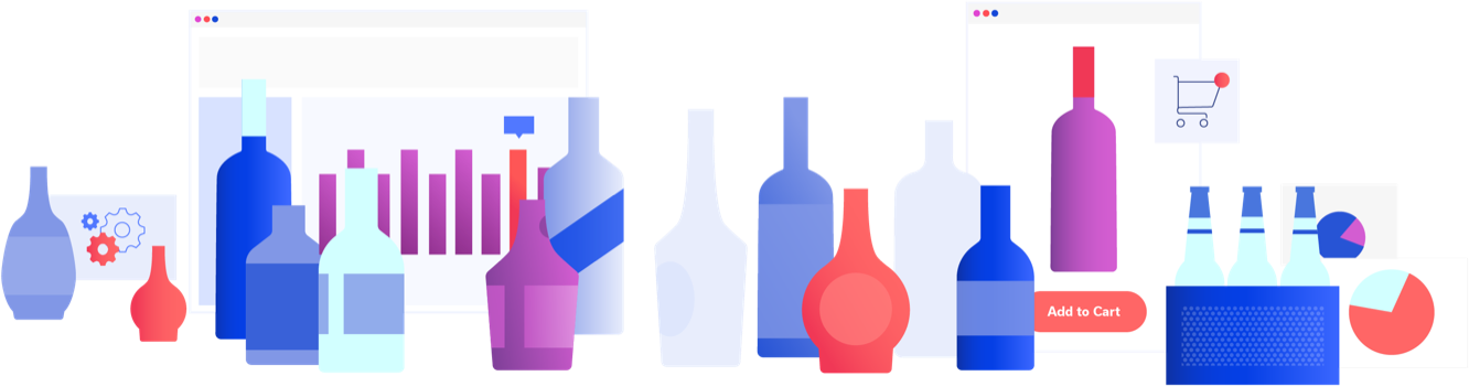 Thirstie is the leading e-commerce solution for beverage alcohol brands.